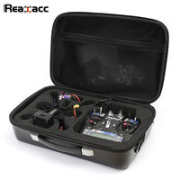 Original Realacc Black Handbag Backpack Bag Carrying Case Suitcase For Eachine Wizard X220 RC Quadcopter Multicopter