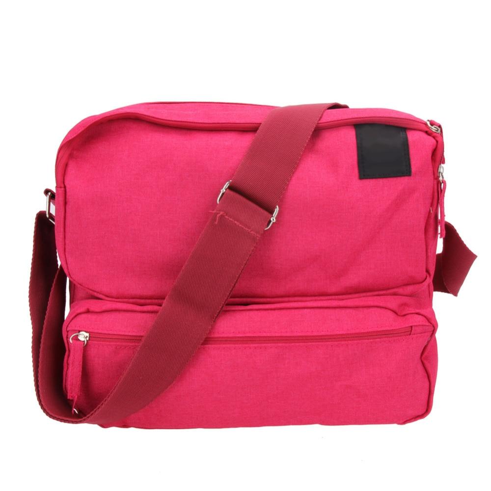 все цены на  High Quality Leisure Waterproof Oxford Shoulder Bag Large Capacity Unisex Messenger Bags Fashion Travel Crossbody Bag  в интернете