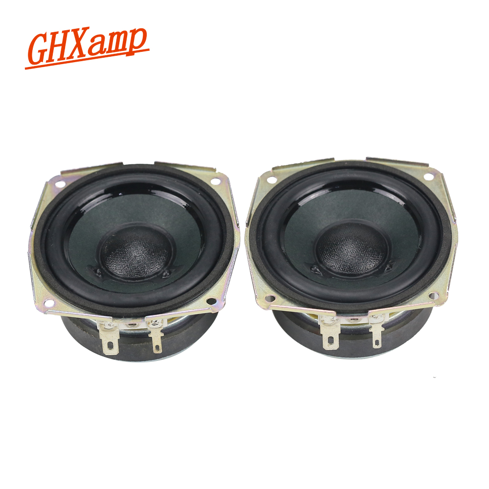 2.75 Inch Full Range Speaker Colum Sound Balance, Transparent High Frequencies, Sweet Voice Intermediate Frequency 2PCS
