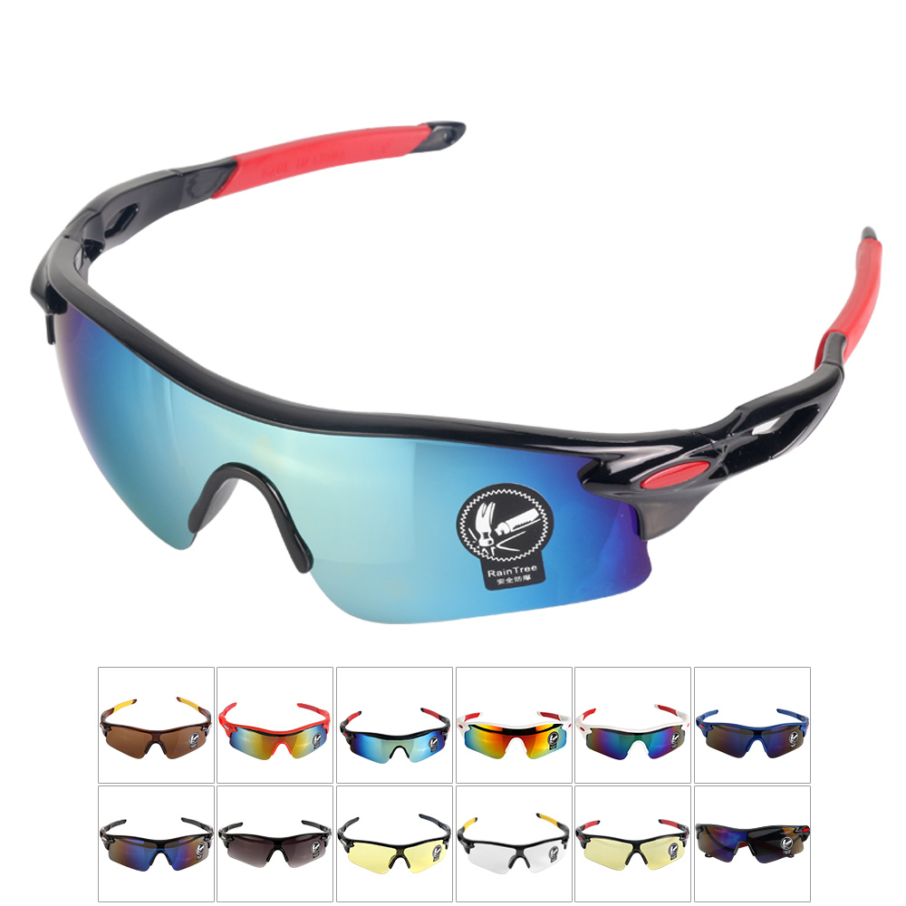 Men Women Cycling Glasses Outdoor Sport Mountain Bike MTB Bicycle Glasses Motorcycle Sunglasses Eyewear Oculos Ciclismo CG0502 feidu мода steampunk goggles sunglasses women men brand designer ретро side visor sun round glasses women gafas oculos de sol