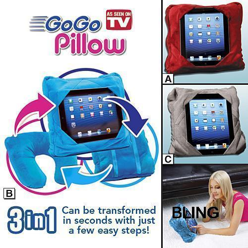 1pcs/lot New Hot Sale iPad Decorative Cushion Neck Pillow Home Decor CN Post Shipping As Seen On TV Only $11.99