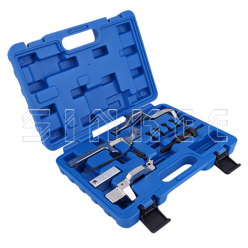 For BMW Mini Peugeot Citroen Pas N12 N14 R55 R56 1.4 1.6 Engine Camshaft Alignment Timing Locking Tool Kit SK1141