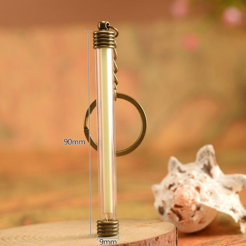 5 * 80mm Luz Automática tubo de Gas Tritium Impermeable Luces de - Para fiestas y celebraciones - foto 6