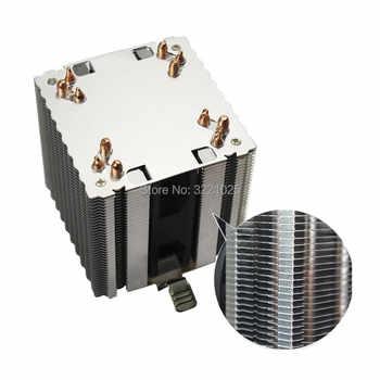 High quality 6 heatpipe dual-tower cooling 9cm fan support 3 fans 4PIN CPU cooler 775 115X 1366 2011 AM3 AM4 FM1 FM2 Ryzen