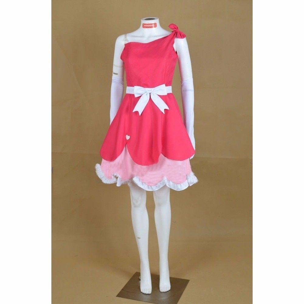 Halloween femmes étoile vs les Forces du mal princesse étoile papillon costume fille étoile papillon rose robe toute taille