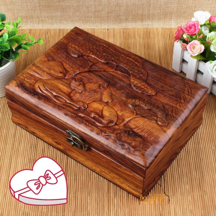 Online Shop Pakistan wood antique court antique jewelry box