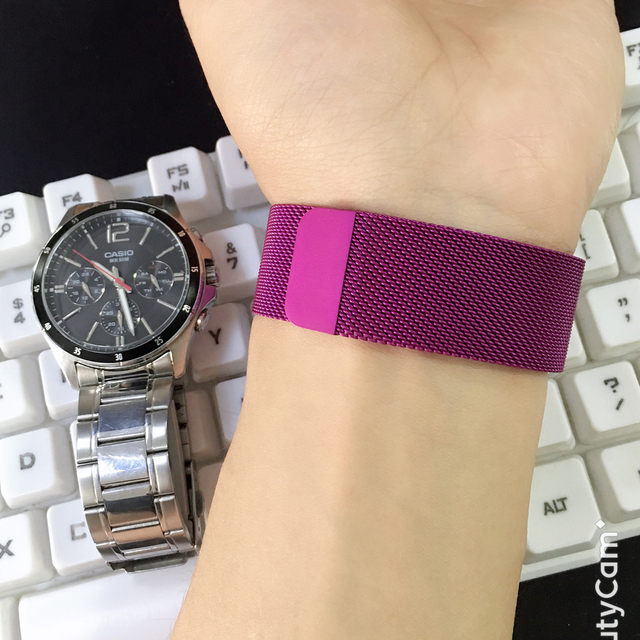 Milanese loop Strap for apple watch band correa apple watch 4 iwatch Band 42mm 38mm 44 mm 40 stainless steel Bracelet watchband 3