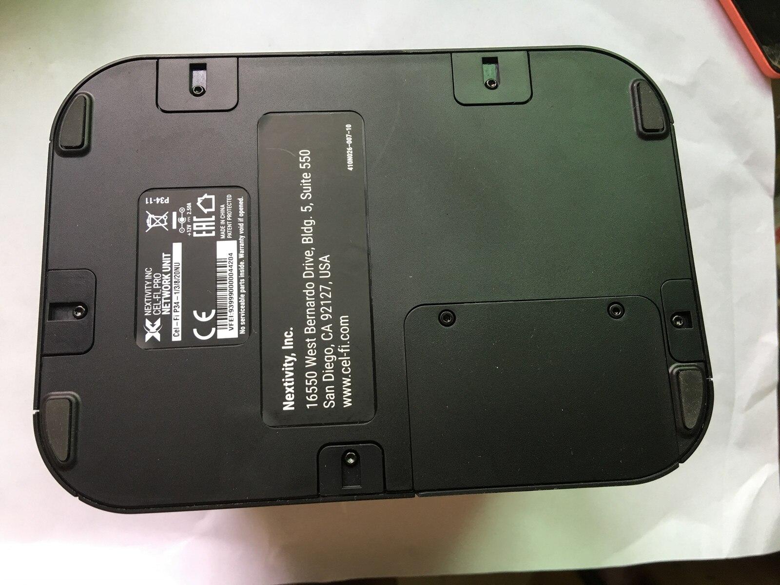 Ecran LCD cel-fi PRO double bande 1/3/8/20 répéteur 2G 3G 4G LTE amplificateur de téléphone portable cellulaire booster une paire répéteur wifi l - 4
