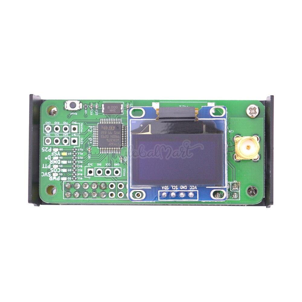 Jumbospot MMDVM hotspot สนับสนุน P25 DMR YSF + Raspberry pi + OLED + เสาอากาศ + สีดำ + 16G TF card พร้อม QSO-ใน ชิ้นส่วนและอุปกรณ์เสริม จาก ของเล่นและงานอดิเรก บน   3