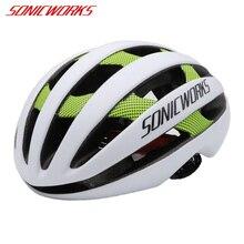 23 Vents Bicycle Helmet Integrally-molded Roc Loc Air MTB Road Bike Hel