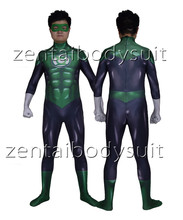 3D Print Cosplay Moive Green Lantern Superhero Spandex Lycra Zentai Bodysuit Halloween Party suit free delivery цена
