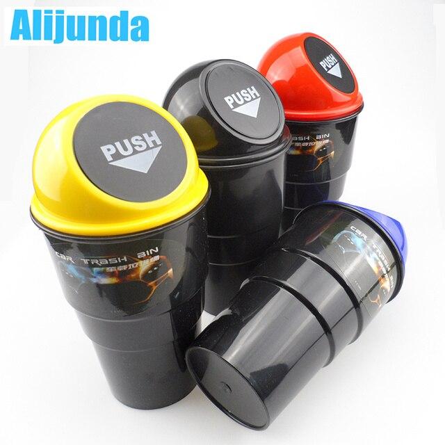 Alijunda Auto Prullenbak Houder Bin Voor Mini Cooper R50 R52 R53 R55