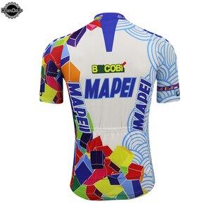 Image 2 - Ý Đi Xe Đạp Áo Xe Đạp Mang Áo Ngắn Tay Nam Ropa Ciclismo Đi Xe Đạp Quần Áo Maillot Ciclismo Quần Áo MTB