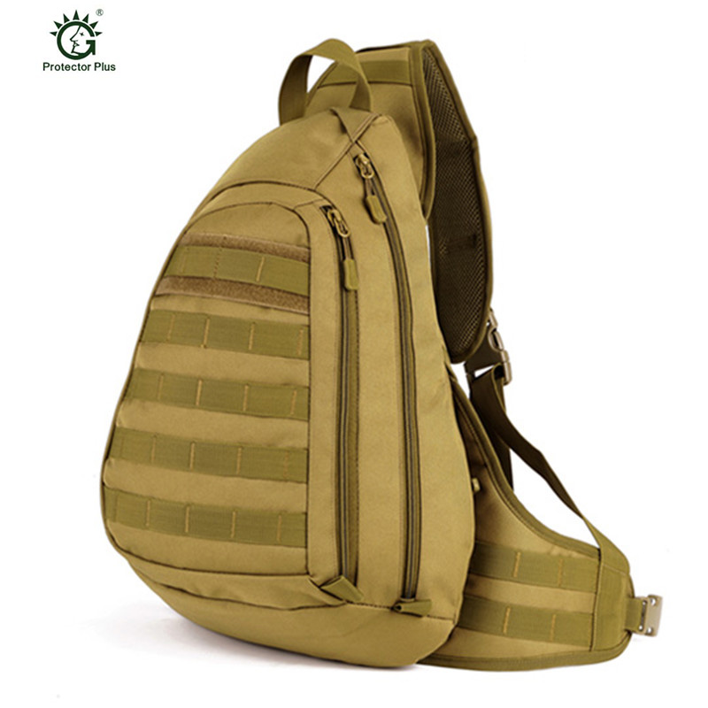 multi-functional male chest travel bag chest bag