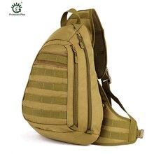 Multifunktionale männlichen brust reisetasche brust tasche Beliebte nylon freizeit tasche knapsack qualität abgrifffest