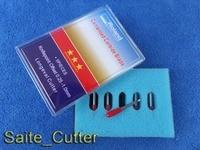 Jaguar Gcc Cutting Plotter Signpal Vinyl Cutter Blade Knife Holder +5 pcs Roland 60 degree + 5pcs 45 Blades