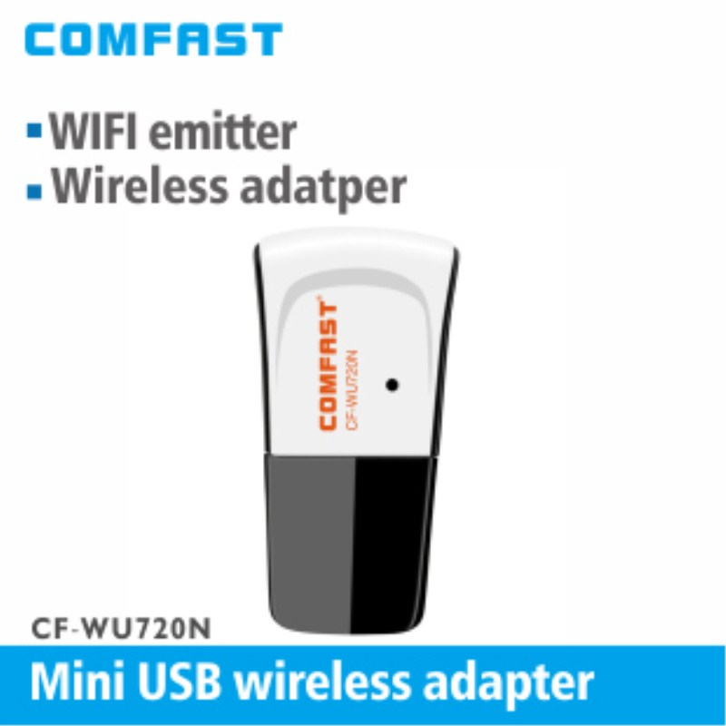 10pcs Ralink 5370 802 11b g n USB WiFi Adapter 150Mbps WiFi Receiver For PC USB