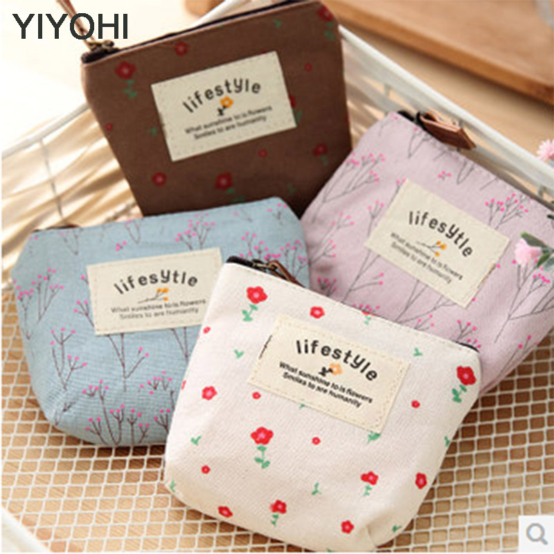 YIYOHI New Vintage Canvas Coin Bag Purse For Girls Cartoon Kids Mini Bag Cheap Retro Classic Nostalgic Mini Money Storage Bags coin purse wallet 2016 women bag christmas gift fashion mini small bag cheap nostalgic retro vintage wallets storage money 1022