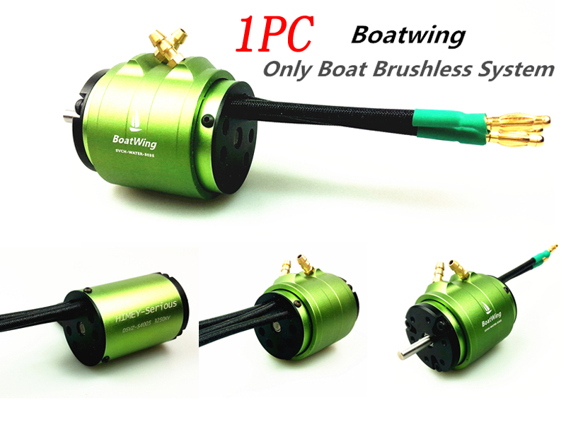 1PC RC Brushless Motor 3650 Marine Water-cooled High Power Shaft Dia 5mm 2650KV/3250KV Motors Spare Parts for RC Boat Model 1pc n5060 outer rotor brushless motor 1000 2000w 80a 14p 12n 270kv motor shaft d 8mm power motors spare parts for rc boat model