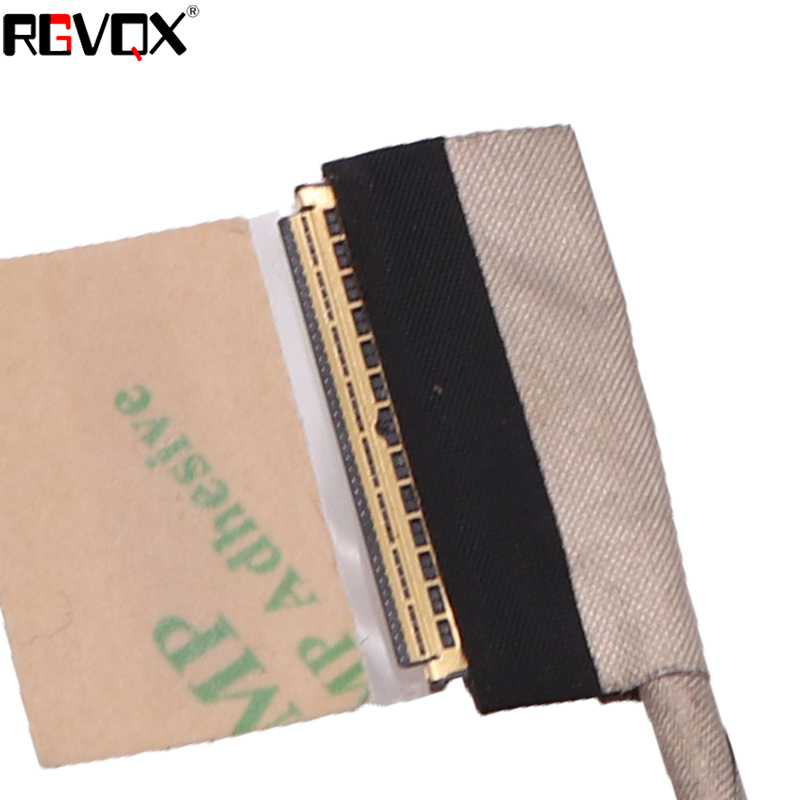 NEW Laptop LCD Cable For Sony SVF15 SVF15A SVF15A18 svf1532 SVF152AC1QL P/N DD0GD6LC000  Repair Notebook LCD LVDS CABLE
