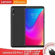 Глобальная версия lenovo K5 Pro Snapdragon 636 восьмиядерный смартфон четыре камеры 5,99 дюйма 18:9 4G LTE телефоны 4050 мАч
