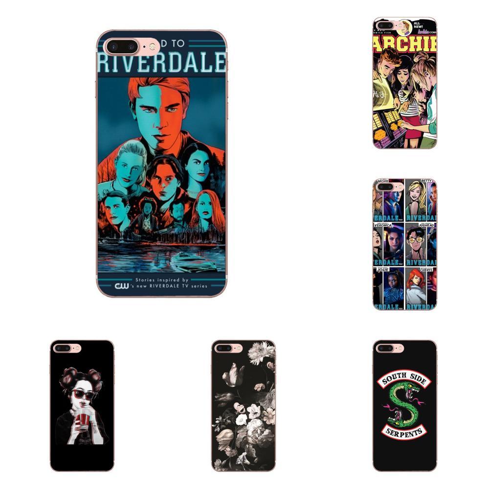 Soft Skin Painting Tv Riverdale 7p Edge For Galaxy J1 J2 J3 J330 J4 J5 J6 J7 J730 J8 2015 2016 2017 2018 mini Pro