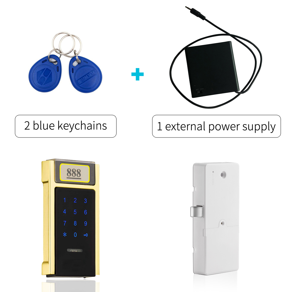 Keypad, Electronic, Keyless, Password, Digital, Card