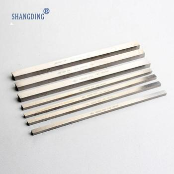 free shipping 5pcs HSS 3mm x 200mm Square Lathe Tool Bit Boring Bar Fly Cutter HRC60