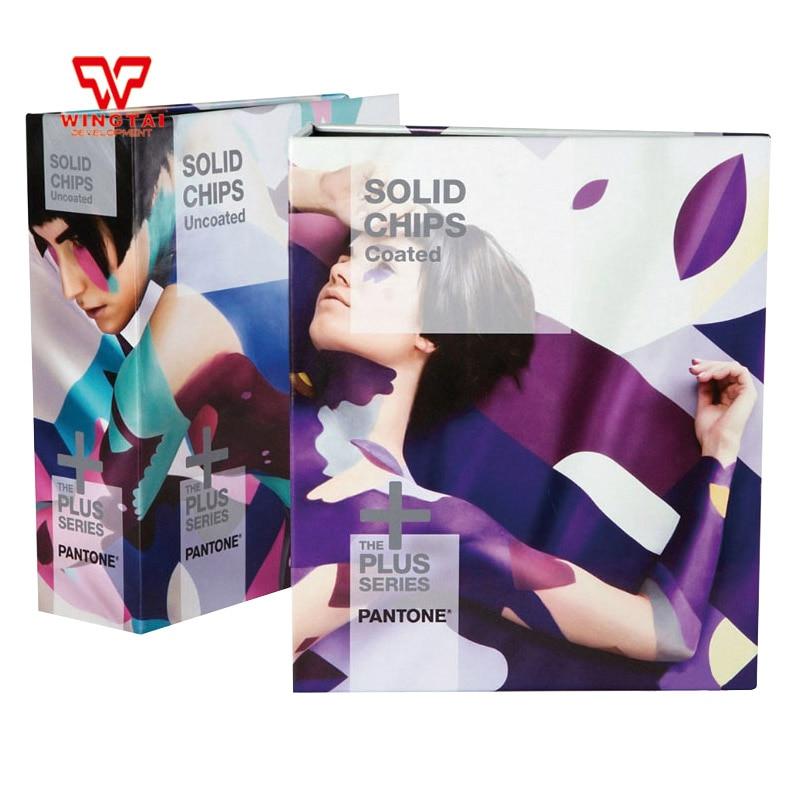 2 Books USA original PANTONE GP1606N C/U paint colour chart/color swatches 1pcs bh1050 photocopy machine compatible lower fuser roller for konica minolta bh 1050 copier parts pressure roller