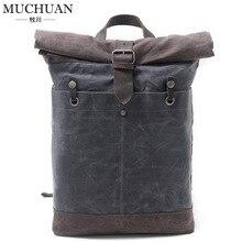 Батик холст рюкзак сумка мужская водонепроницаемая дорожная сумка рюкзак