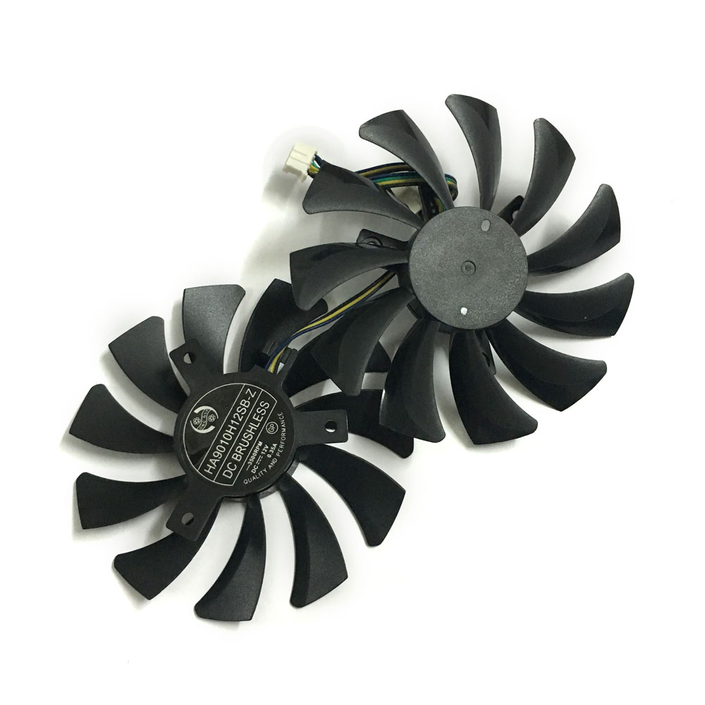 P106 GTX 1050 GPU VGA cooler For MSI GeForce GTX1050 GTX1050TI video Graphics Card cooling As Replacement image