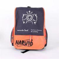 Naruto Backpack Japan Anime Printing School Bag for Teenagers Cartoon Travel Rucksack Nylon Mochila Galaxia