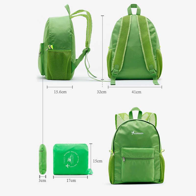 cbb9bc05fdd9 ... Fashion Simple Nylon Travel Backpack Students Backpack For Women Girl  Rucksack Ladies Backpacks School Bag Bookbag ...