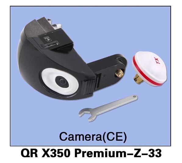Walkera QR X350 Premium-Z-33 Camera(CE) for Walkera QR X350 Premium Helicopter