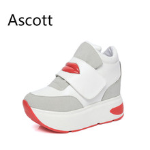 The New Design In The Autumn And Winter Increased 2017 New Shoes All-match Breathable And Comfortable Shoes Soled Casual Female
