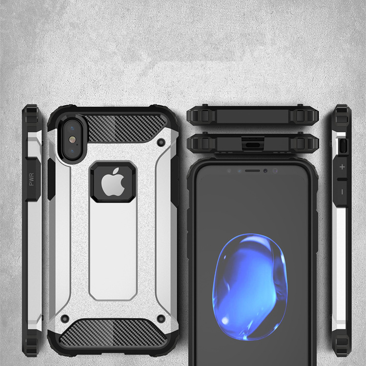 Case for iPhone X 5 6 6S 7 8 Plus For Samsung Galaxy A3 A5 A8 J3 J5 J7 S8 S9 Plus Hybrid Shockproof Hard Armor Slim Heavy Duty
