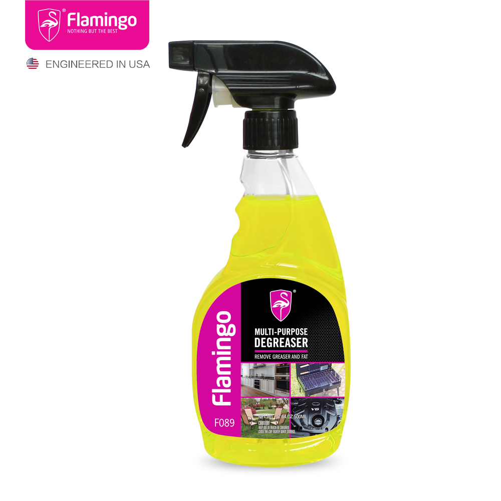 Grease-Cleaner Spray Glass-Coating Hydrophobic Cleaning Auto-Care Multi-Purpose 500ml