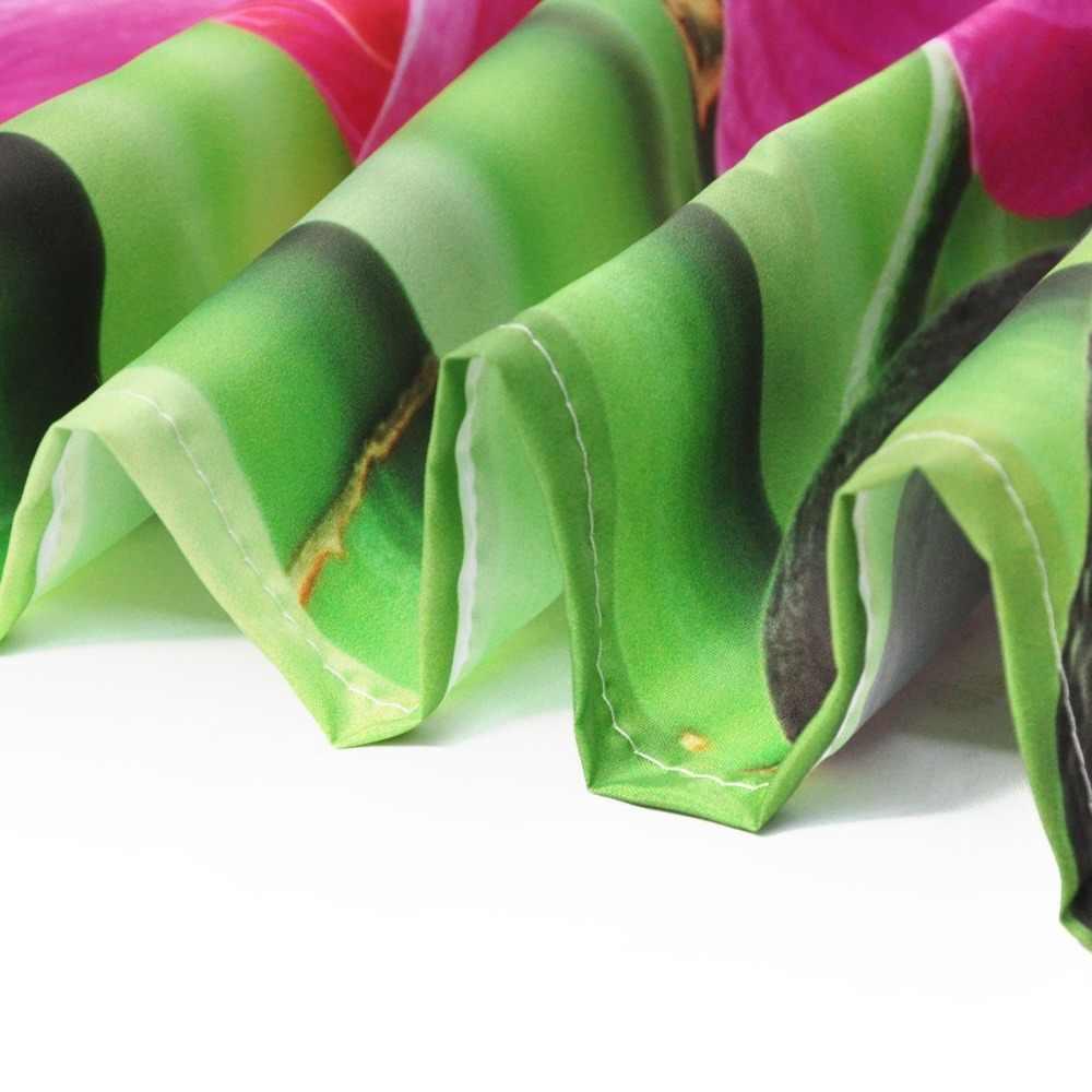 Primavera LB Spa Zen Cortina de Chuveiro com Conjunto Tapete de Bambu Orquídea Telas de Tecido de Poliéster Impermeável para a Banheira de Pedra Casa de Banho Decoração