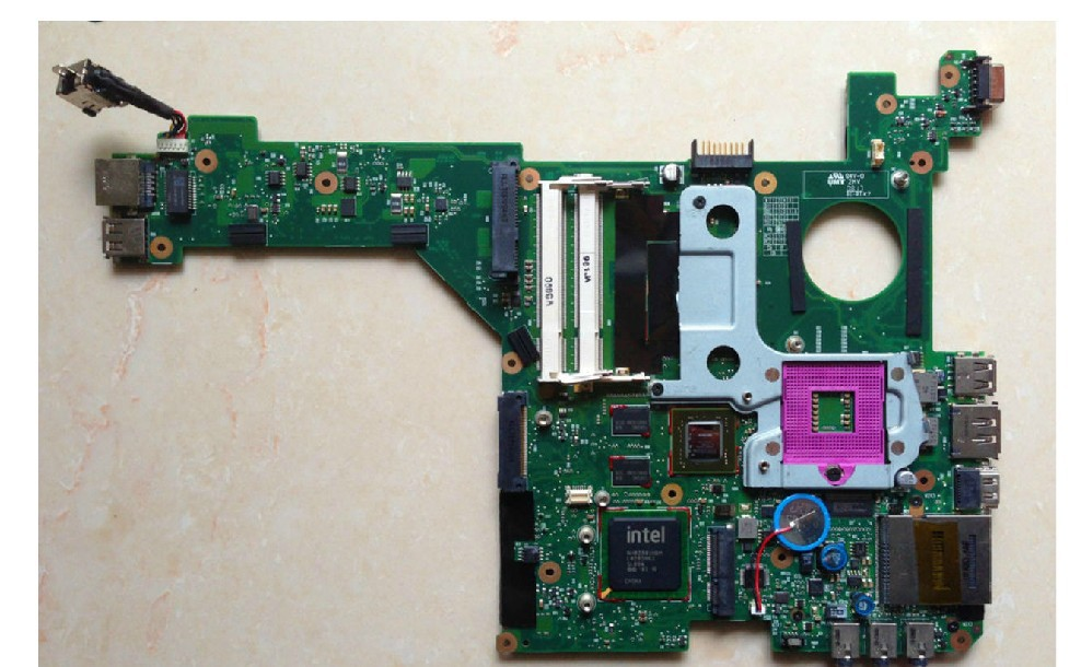 ФОТО 468499-001   laptop motherboard  DV3000  INT 965PM   5% off Sales promotion, FULL TESTED,