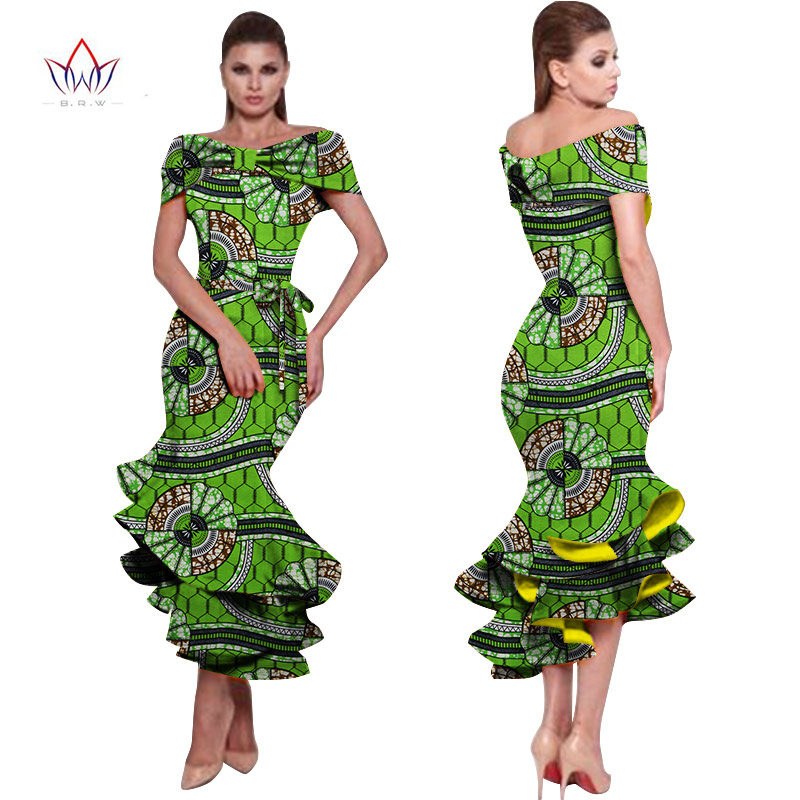 african dresses for women 2018 new style bazin riche