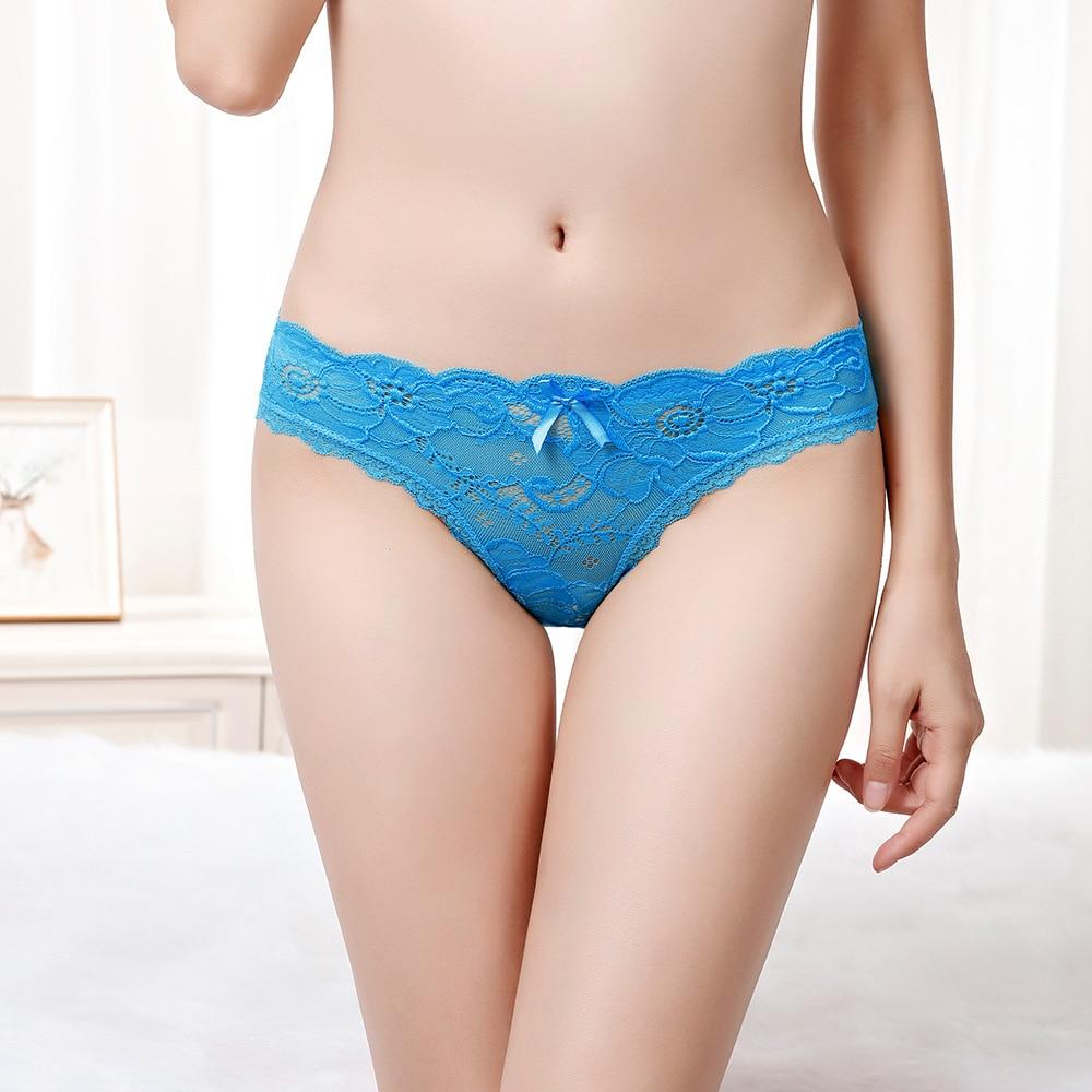 Aliexpresscom  Buy 6 Pcs Sexy Lace Woman Panties 6 -5435