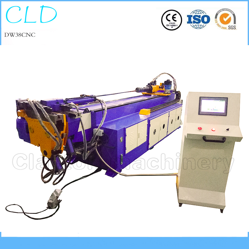 CNC Tube Bender Pipe DW75CNC Bending Machine Global Warranty Alibaba Ensure The Quality