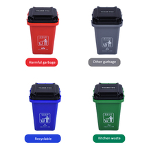 New Garbage Classification Childrens Early Learning Intelligence Observation Parent-Child Interactive Table Game Party
