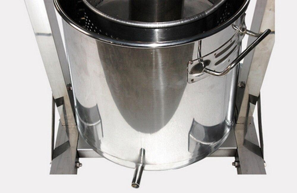 Équipement de vinification d'acier inoxydable de Machine de pressage de raisin de ménage - 4