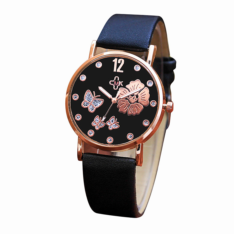 New Fashion Unisex Watches Women Men Funny Whatever I am Late Anyway Leather Quartz Wrist Watch Freeshipping & Wholesale lovesky 2016 new arrival women pu leather watch who cares i am late anyway letter watches wrist watch free shipping