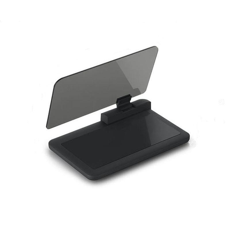 Max 6 Inches HD Reflector for Car HUD font b GPS b font Navigation Projector Image