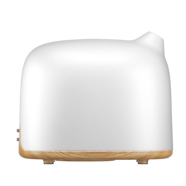 Gx. dyfuzor Wifi App inteligentny Aroma dyfuzor sterowanie głosem aromaterapia dyfuzor ultradźwiękowy nawilżacz z Amazon Alexa ue wtyczka