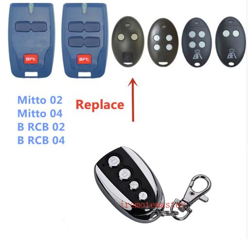 For BFT 433.92Mhz Rolling Code Replacement Remote Control цены