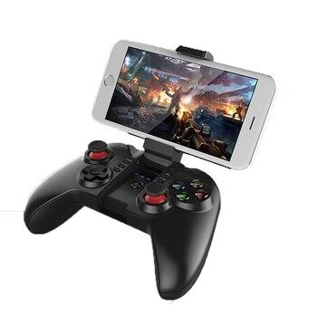 LANBEIKA PG-9068 PG9068 inalámbrico Joystick Gamepad controlador de juegos de Control remoto para PC de la tableta del teléfono móvil del iOS Android TV Box