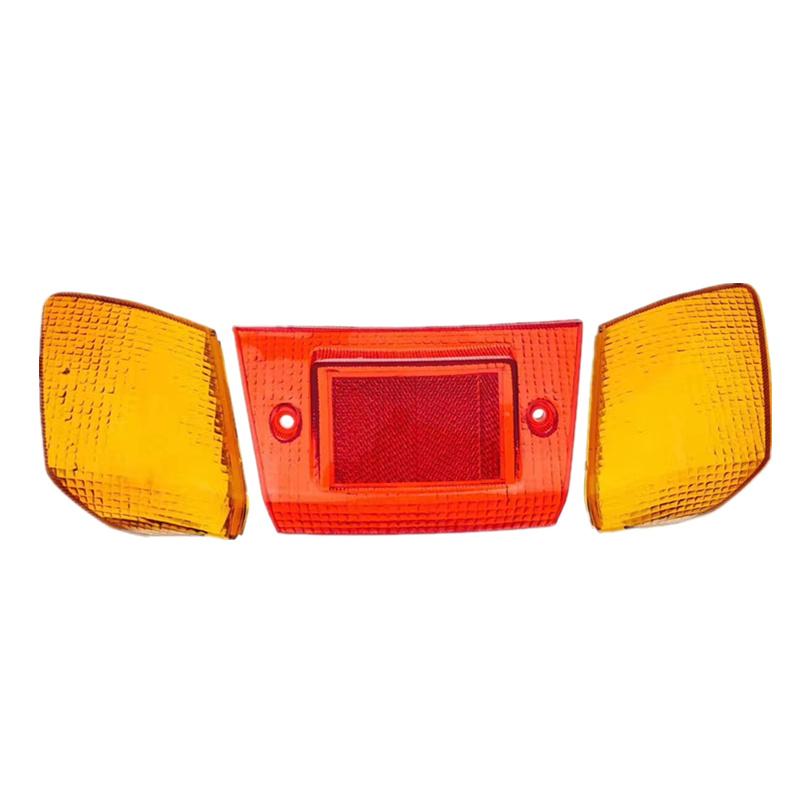 Motorcycle Accessories For YAMAHA JOG50 ZR 3KJ Motorcycle  Scooter Tail lamp plastic Cover taillight shell brake light Cover feu led tmax 530